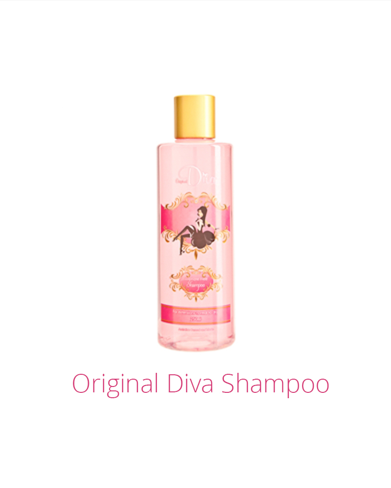 Shampoo For Hair Extensions By Original Diva
