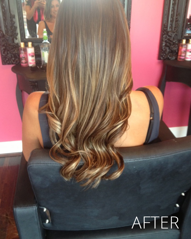 Best Tape Hair Extensions By Original Diva